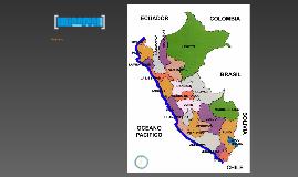 Espacio, Población y Economía del Perú.