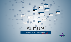 SUIT UP! How to Work a Career Expo (like a pro!)