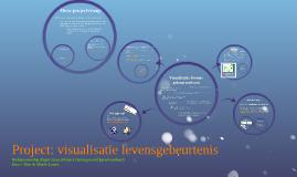 Visualisatie levens- gebeurtenissen