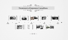 Treament of Japanese Candians