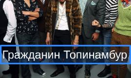 Copy of Гражданин Топинамбур
