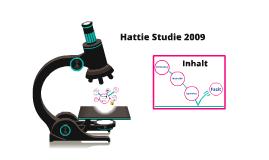 Hattie Studie 2009