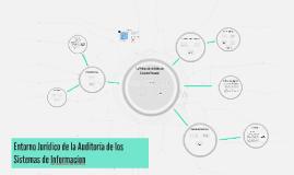 Entorno Jurídico de la Auditoría de los Sistemas de Informac
