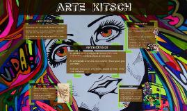 Copy of Copy of ARTE  KITSCH