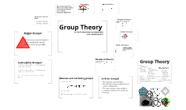 Copy of Group Theory