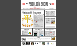 Copy of PSICOLOGÍA SOCIAL