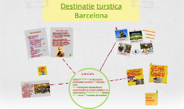 Destinatie turstica Barcelona