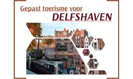Gepast toerisme voor Delfshaven