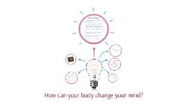 How can your body change your mind?