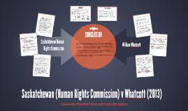 Saskatchewan Human Rights Commission v Whatcott