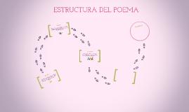 Copy of ESTRUCTURA DEL POEMA