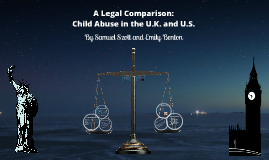A Legal Comparison: Child Abuse in the UK and US