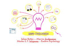 Ch. 14-Mini Theories
