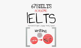 678 IELTS WRITING