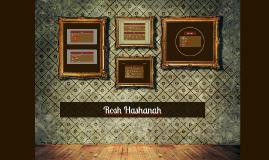Copy of Rosh Hashanah