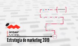 Acciones de marketing Muebles Intermobil 2019