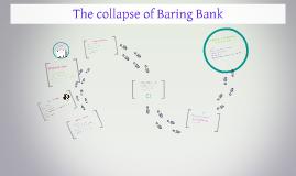 Bankruptcy of Barning Bank