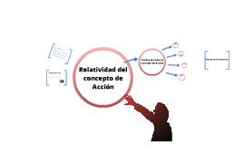 Relatividad del concepto de Acción