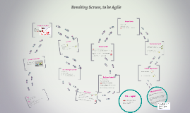 Breaking Scrum to be Agile