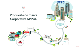 Propuesta de marca Corporativa APPOL