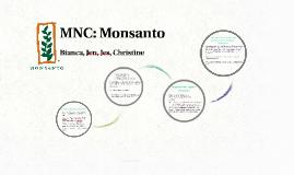 MNC: Monsanto
