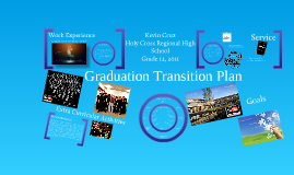 Graduation Transition Plan