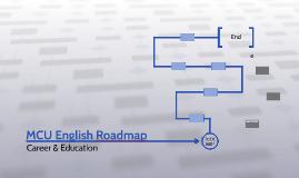 MCU English Roadmap