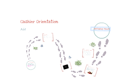Cashier Orientation