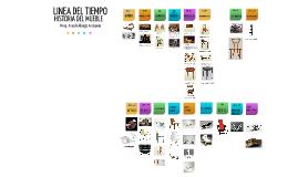 Copy of LINEA DEL TIEMPO HISTORIA DEL MUEBLE