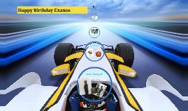 Happy Birthday Exauce