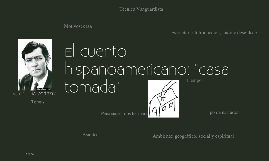 Cuento Hispanoamericano
