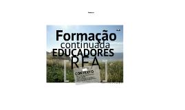 Copy of Formação Continuada de Educadores