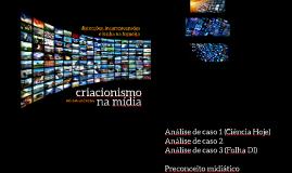 Criacionismo na mídia 3.0