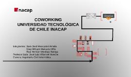 Coworking Universidad Tecnológica De Chile INACAP