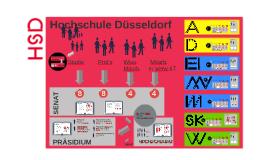 Die selbstverwaltete Hochschule Düsseldorf