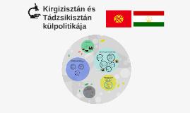 Kirgizisztán külpolitikája