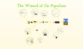 Copy of The Wizard of Oz: Populism