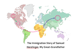 The Immigration Story of Samuel Herzlinger, My Great-Grandfa