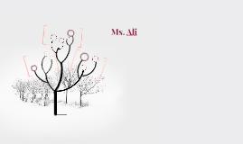 Ms. ALi