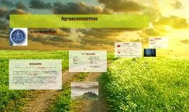 Agroecosistemas