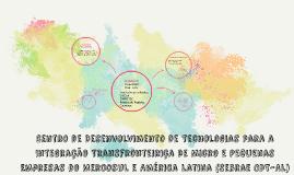 SEBRAE CDT-AL (Centro de desenvolvimento de tecnologias da a