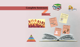 Complete Sentences Infographic