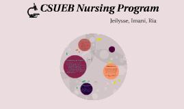 CSUEB Nursing Program