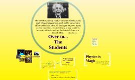 Copy of A-level Physics 2012