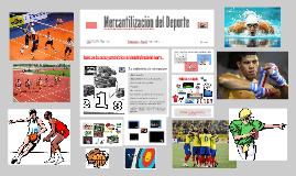 Mercantilización del Deporte