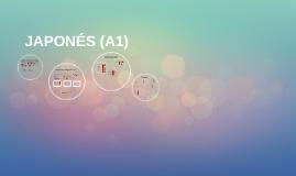 JAPONÉS (A1)