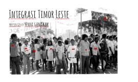 Integrasi Timor Leste