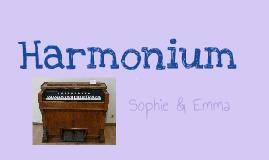 Harmonium - Simon Armitage