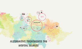 Alternative Treatments for mental illness
