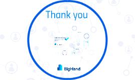 BigHand Now Masterclass